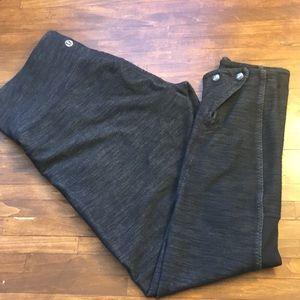 Lululemon snap me up pants